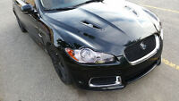 2010 Jaguar XF XFR Sedan REDUCED
