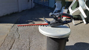 HedgeTrimmer, Electric Chainsaw