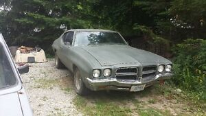 72 pontiac lemans build your own gto