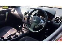 2012 Nissan Qashqai 1.5 dCi (110) N-Tec+ 5dr Manual Diesel Hatchback