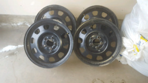 Rims for Ford edge
