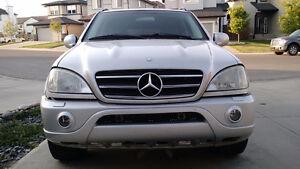 2000 Mercedes-Benz M-Class ML55 AMG SUV