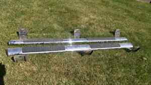 Chrome Running Boards Strathcona County Edmonton Area image 1
