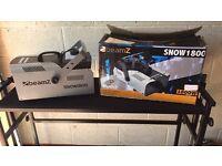 Beamz snow 1800w dj disco gear