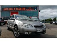 SUBARU OUTBACK R BOXER DIESEL 2009 ESTATE 4X4 SERVICE HISTORY CLEAN ONE OWNER