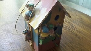 Accents home furniture bird house