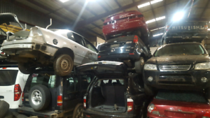 We get rid of your scrap car and offer top dollar!