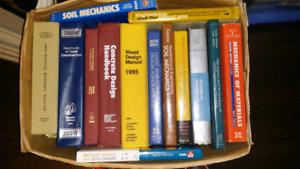 Engineering & Accounting university textbooks