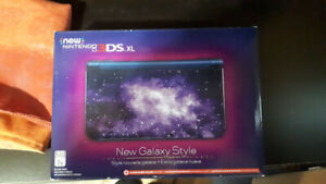 New 3ds XL édition galaxy