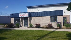 Warehouse/office building for lease - Dieppe Industrial Park