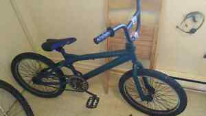 2 BMXs one built other can be built and i have the partsi