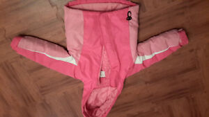 Winter coat girls 4t