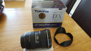 Tokina SD 11-16mm F2.8 (IF) DX I - Canon Mount