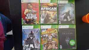 Xbox 360 Games Kitchener / Waterloo Kitchener Area image 1