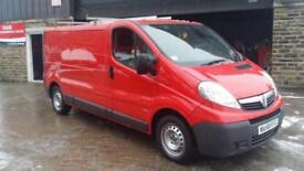Vauxhall Vivaro 2.0CDTI ( 115ps ) ( Euro IV ) 2900 SWB