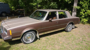 1983 Grand Lemans - Low Kms - No Rust - $2600 Firm Certified