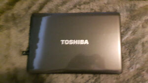 "*17"" Toshiba Satellite laptop for sale*"