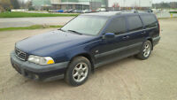 1999 Volvo XC70 TURBO Wagon PARTING OUT