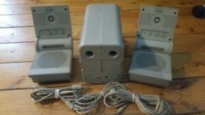 Altec Lansing Speakers with Bace
