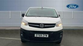 2020 Vauxhall Vivaro L2 Diesel 3100 2.0d 120PS Dynamic H1 Van Van Diesel Manual