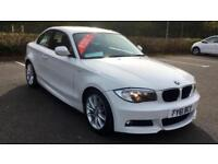 2011 BMW 1 Series 118d M Sport 2dr Manual Diesel Coupe