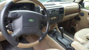 Selling 2000 landrover discovery 2