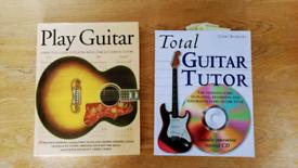 Learn Guitar Books - Music