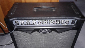 Peavey Vypyr Amp and pedal