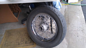 WANTED Harley D402 16 inch rear tire