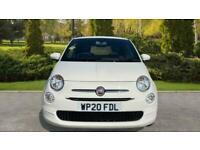 Fiat 500 1.0 Mild Hybrid Pop 3dr (Wheel Controls)(Air Con) Hatchback Petrol Manu