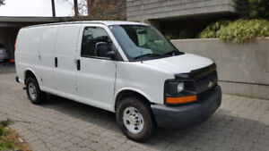 Chevrolet Express 2500 Van 2009