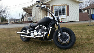 Royal Star bobber one of a kind