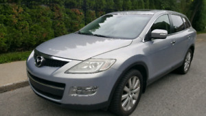 Mazda CX-9 2007 in excellent condition - 7 leather seats/sunroof