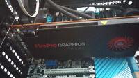 Core i7 3930K (12 threads) - p9x79 - 16gig - Firepro w7000 4g