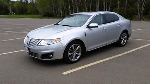 2011 Lincoln MKS Awd 3.7 V6
