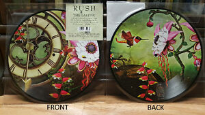 "RUSH The Garden 2013 very limited edition vinyl 10"" Picture Disc"