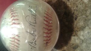 collectable baseball