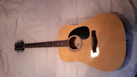 Used Guitar acoustic