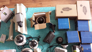 SECURITY CAMERAS FOR SALE !!!