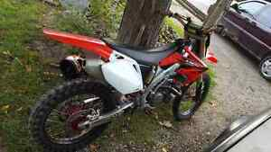 Crf450r reduced