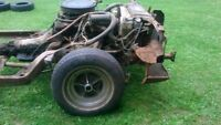 trade for ANY 2WD LONGBOX, buick 455&trans / olds 307&trans