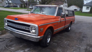 1970 Chevy CST Southern Pickup