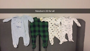 Boys/girls clothing newborn to 4T London Ontario image 4