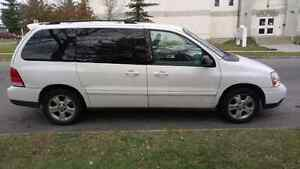 2007 Ford Freestar Van