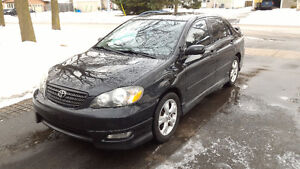 2005 Toyota Corolla XRS 6-SPD [Certified + E-Tested]