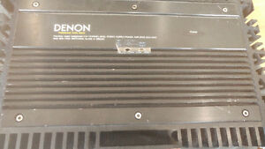 Denon DCA-3400 Power Amplifier