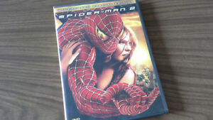 SPIDERMAN 2 MOVIE ON DVD VERY RARE EDITION