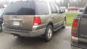 2003 Ford Expedition xlt SUV, Crossover Kitchener / Waterloo Kitchener Area image 3