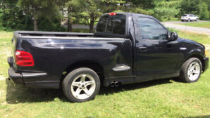 2000 FORD LIGHTNING HEAVILY MODIFIED
