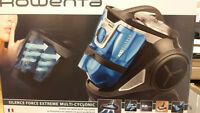 '''ROWENTA EXTREME SILENCE BAGLESS,,AND MIELE DIMENSION'''